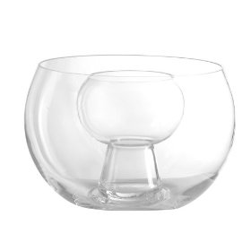 Hurricane Glass Bowl