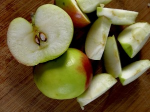 Lady Apple (Pomme d' Api, or Roman)
