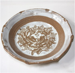Virginia Wyoming, Lace plate 1
