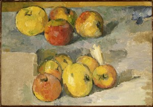 cezanne, apples,1878-79