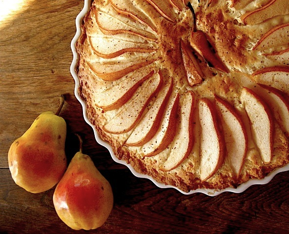 Bartlett Pear Cake