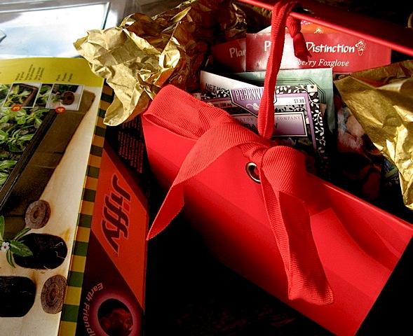 seeds and kit holiday box