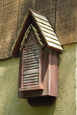 BAT HOUSE PATTERNS - FREE PATTERNS