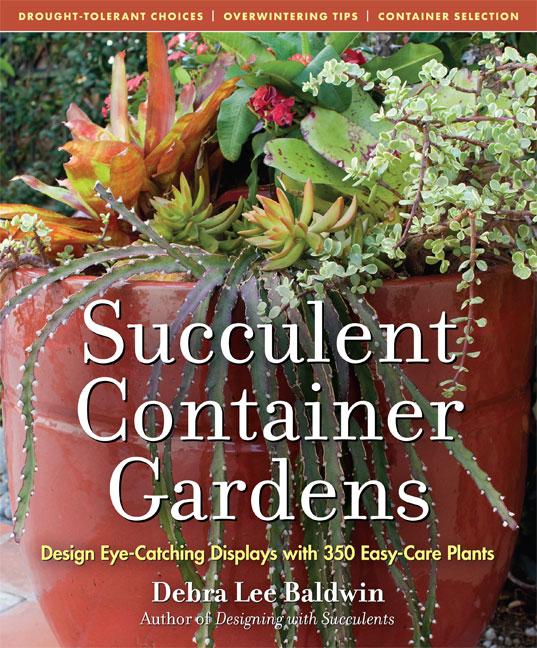 Debra lee baldwin s succulent container gardens the gardener 39 s eden - Succulent container gardens debra lee baldwin ...