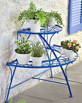 Attrayant Tiered Plant Stand ...