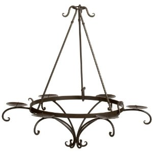 Wrought Iron Chandeliers - Chandeliers, Antler Lighting,  Wall