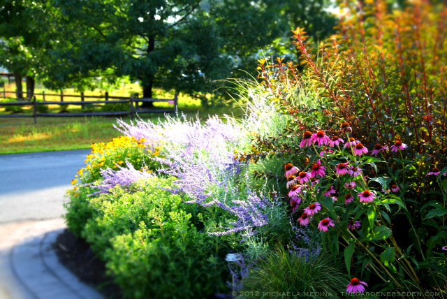 Garden Ideas New England And Decorating