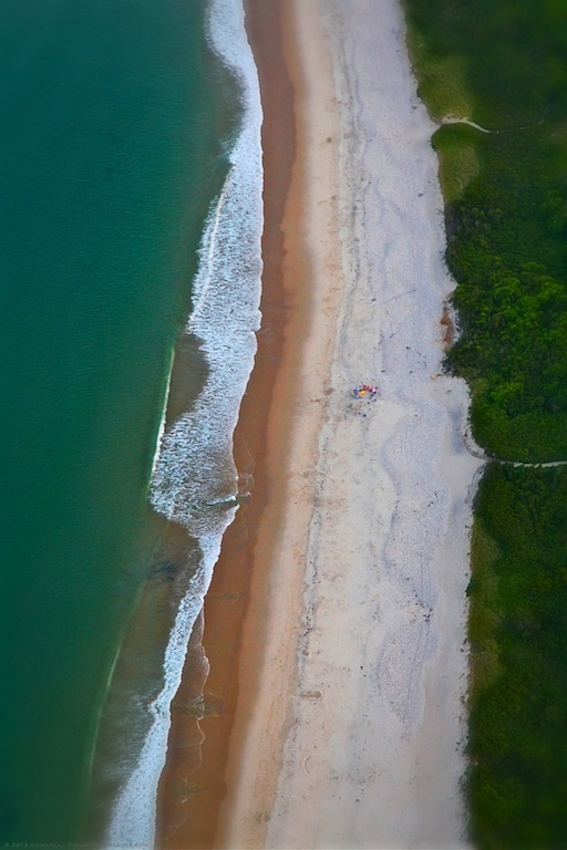 Beach Fire - Block Island - Rhode Island - michaela medina harlow - thegardenerseden.com
