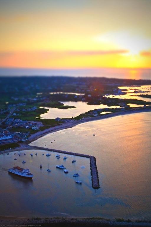 Old Harbor, Block Island, Rhode Island - michaela medina harlow - thegardenerseden.com