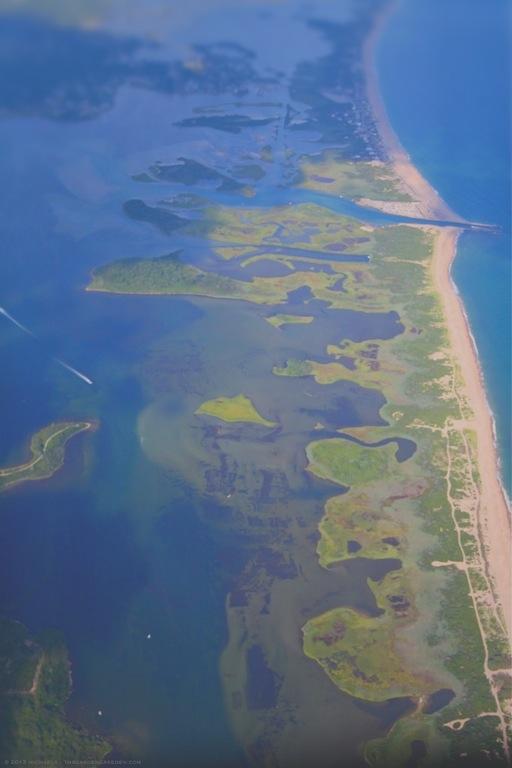 Rhode Island Coastline - michaela medina harlow - thegardenerseden.com