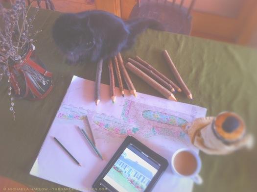 working weekend - michaela harlow - thegardenerseden.com