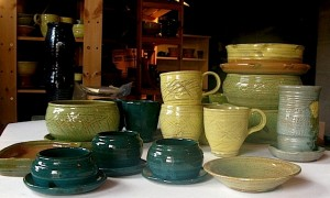 Virginia Wyoming studio:pottery