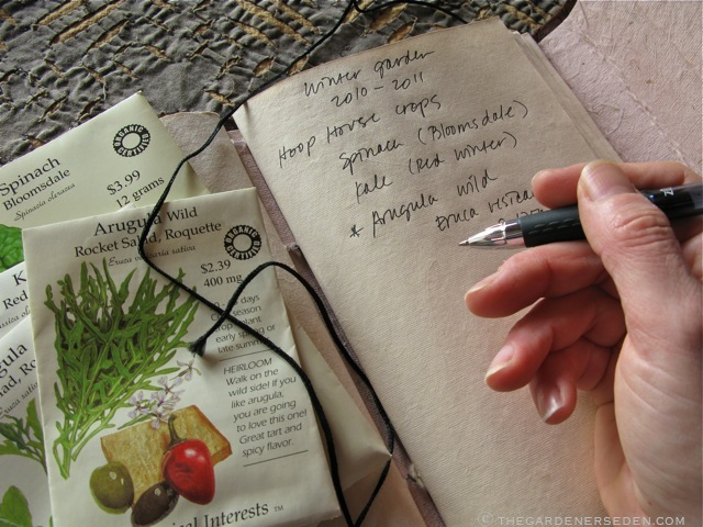 Garden-Journal-Keeping-ⓒ-Michaela-at-TGE