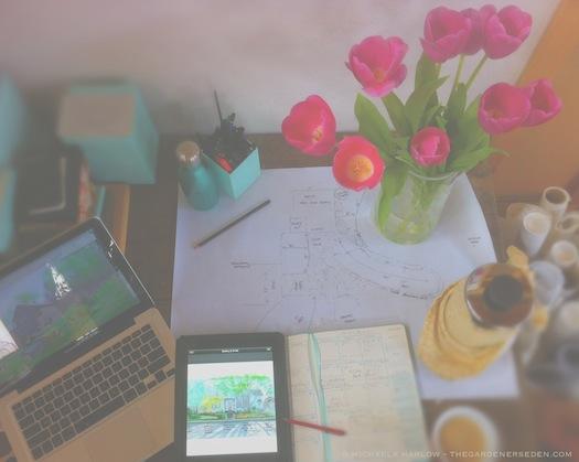 Designing_Gardens-Michaela_Harlow_thegardenerseden.com